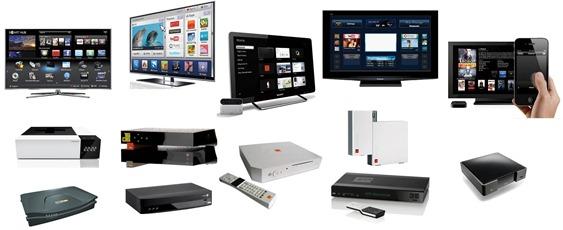 TV Connectees et Box FAI