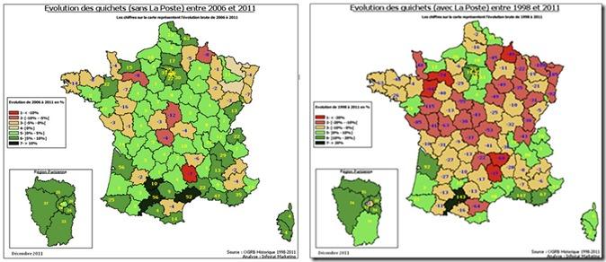 Guichets France 1998-2011