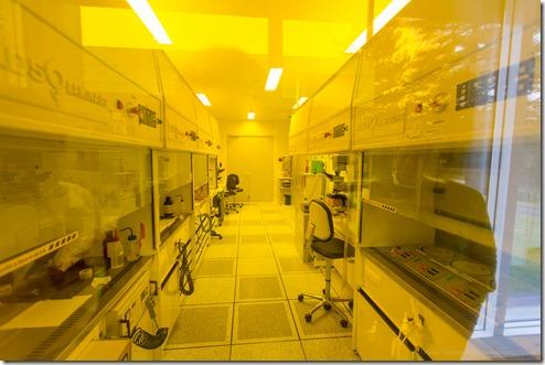 Salle gravure UV