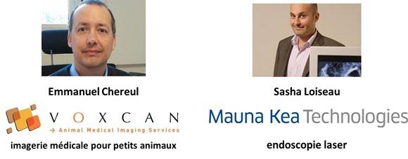 Voxscan et Mauna Kea Technologies