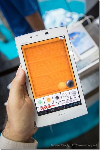 NEC Tablet