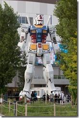 Odaiba Gundam (2)