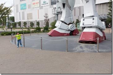 Odaiba Gundam (8)