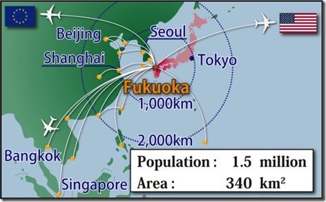 Fukuoka situation