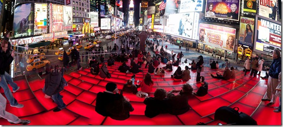 4 - Times Square Panorama 2
