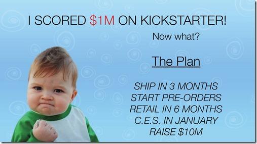 After Kickstarter