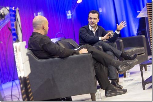 Hugo Barra et Loïc Le Meur (4)
