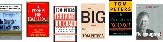 Tom Peters Books