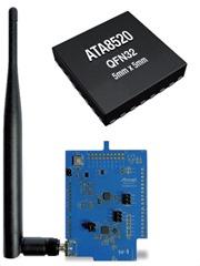 Atmel ATA8520 Sigfox support