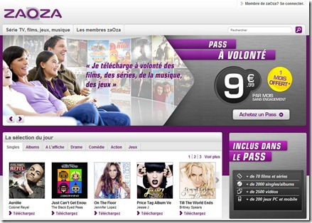 Home page Zaoza
