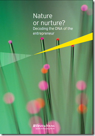 Ernst and Young - Nature or nurture