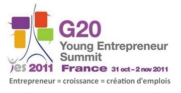 Logo G20 YES 2011