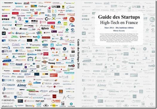 Guide des Startups 2014