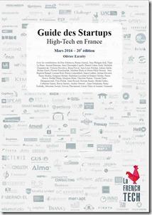 Guide des Startups 2016 Cover