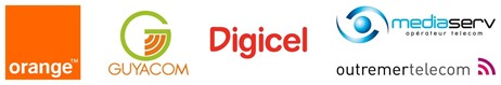Telecoms en Guyane