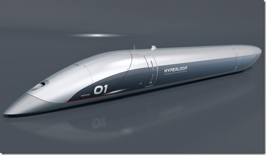 Hyperloop Transportation TechnologiesCapsule