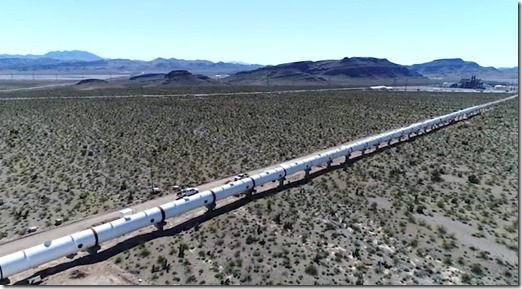 Hyperloop in Nevada