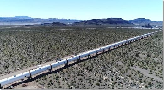 Hyperloop in Nevada