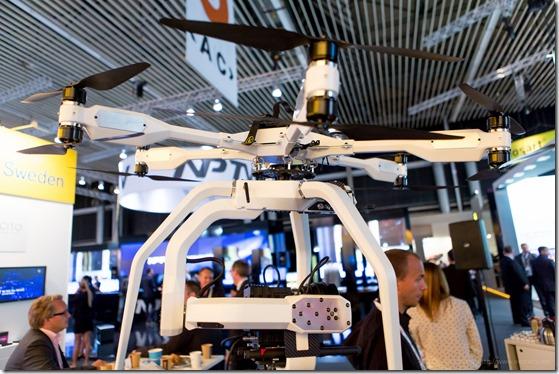 Black Armored Drone (2)