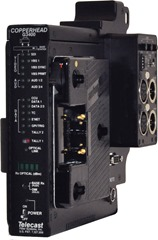 Telecast-CopperHead-3400-Fiber-Optic-Camera-Transceiver