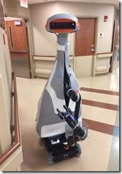 Diligent Robotics Robot