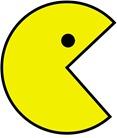 pacman symbol