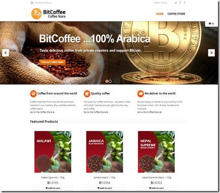 BitCoffee