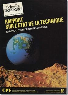 Rapport sur Etat de la Technique 1983