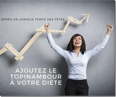 Topinambour Diete