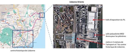 Lisbonne et Web Summit