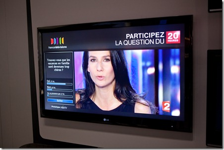 France Television booth @ LeWeb 2010 (7)