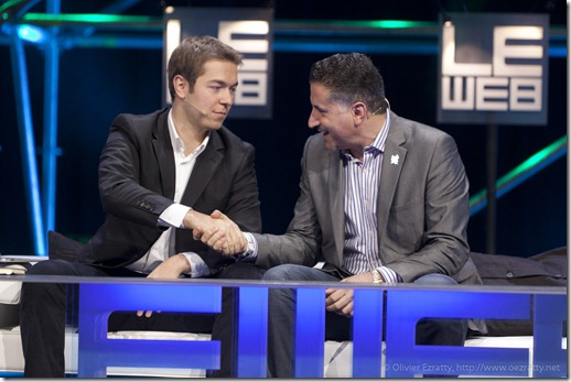 Nicolas Princen and Eric Van der Kleij (1)