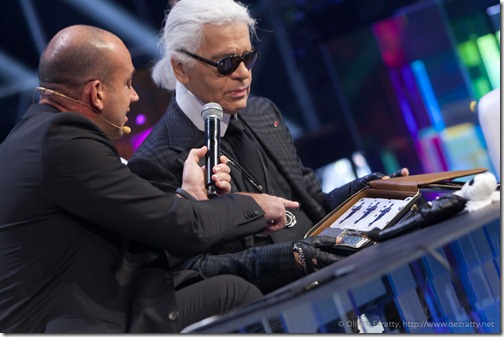 Karl Lagerfeld and Loic Lemeur (4)