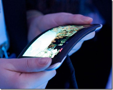 Nokia Flexible Smartphone