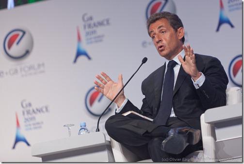 Nicolas Sarkozy @ eG8 (8)
