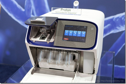 Proton Semidonductor Sequencer