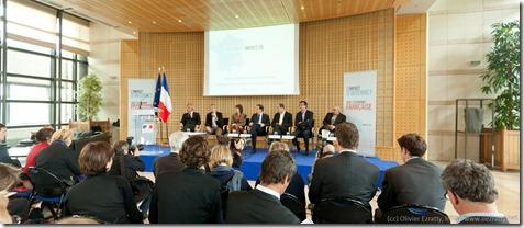 Conference de Presse Impact Economique Internet en France Mars 2011