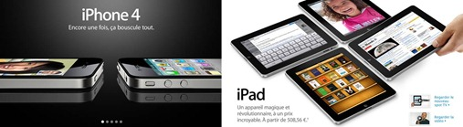 Apple et envie