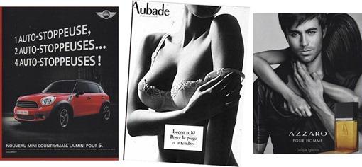Publicite et sexisme