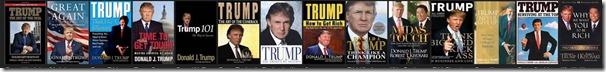 Trump books
