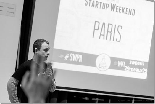 Startup Weekend Paris
