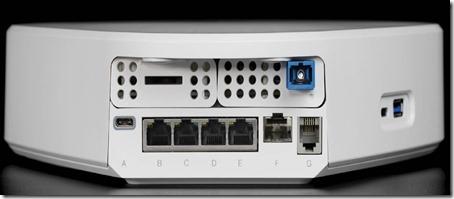 Freebox Delta Server Dos