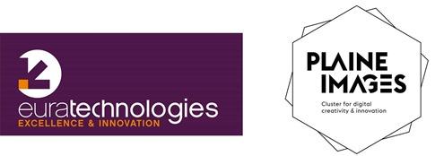 Logos EuraTechnologies Lille et Plaine Images