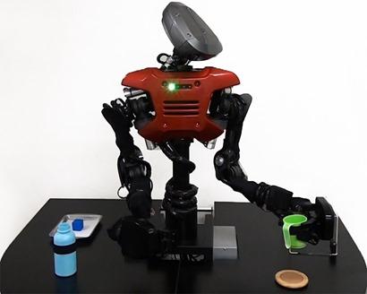 SOINN robot