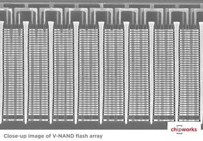 Samsung 3D NAND