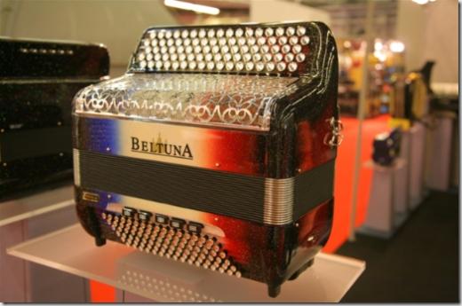 Le bon vieil accordéon devient numérique