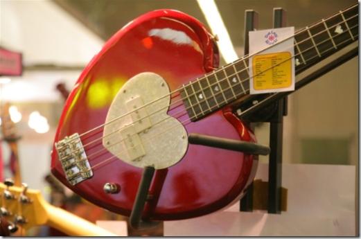 La guitare sexiste