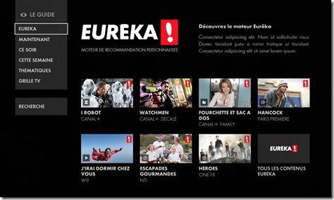 CanalSat Eureka