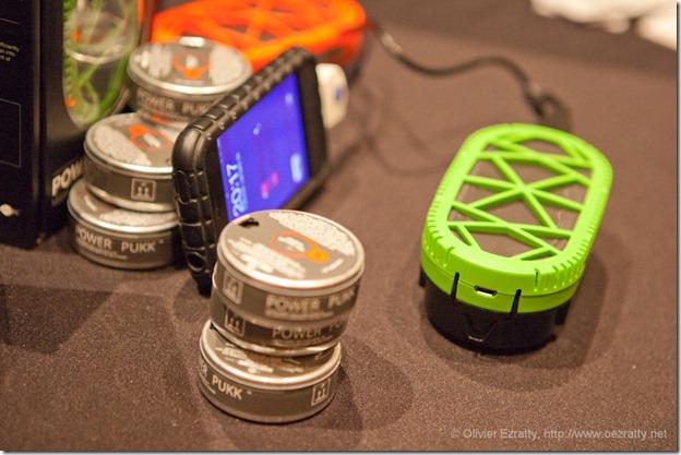 Powerpukk CES 2012