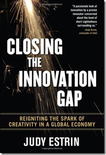 Closing the innovation gap Judy Estrin